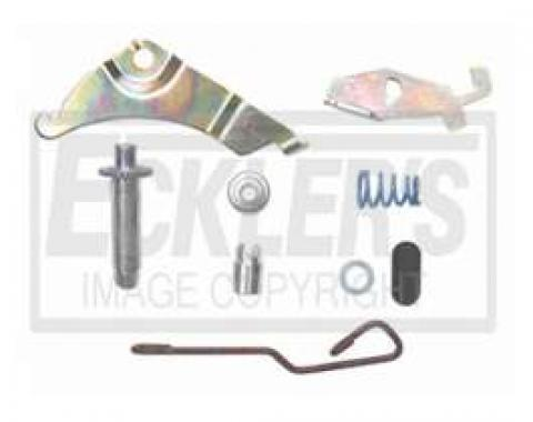 Firebird AC Delco, Rear Brake Shoe Adjuster Kit, Left, Inline 4, 1982-1983