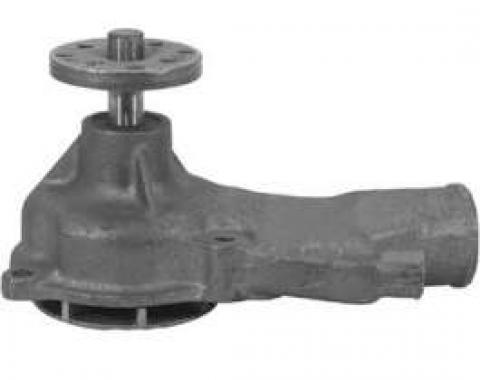 Firebird Water Pump, New, 6 Cylinder, 4.1L, 1970-1975