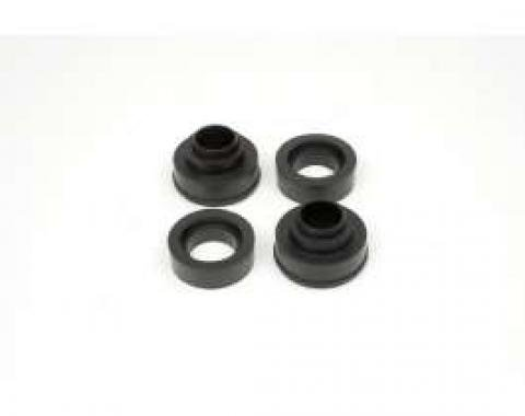 Firebird Radiator Support Mounting Bushing Set, 1967-1969