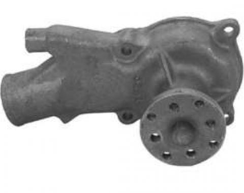 Firebird Water Pump, Remanufactured, 6 Cylinder, 4.1L, W/AC, 1974