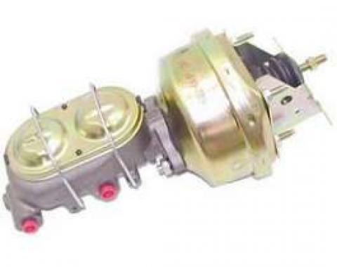 Firebird Power Brake Booster & Master Cylinder Assembly, 7Diameter, 1967-1969