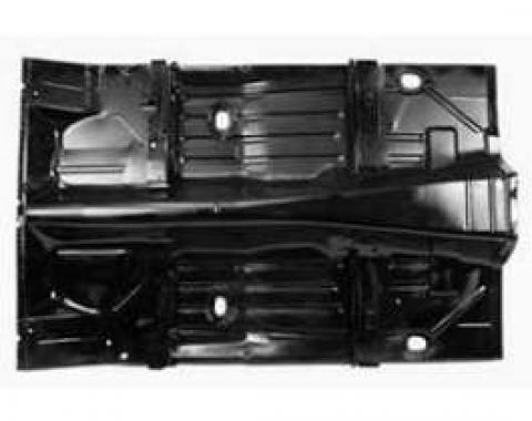 F-Body Floor Pan, Complete, 1967-1969