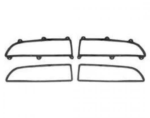 Firebird Taillight Lens Gaskets, 1970-1973