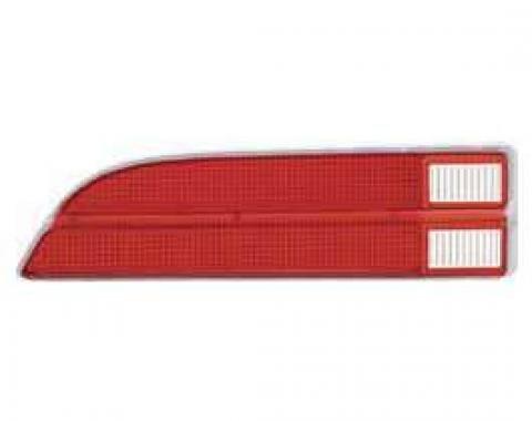 Firebird Taillight Lens, Left, 1970-1973