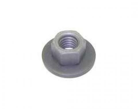 Firebird Bumper Mounting Nut, With Captured Washer, 1967-1969