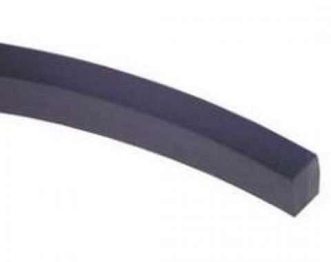 Firebird Convertible Top Tack Strip, 1/2 x 5/16, 1967-1969
