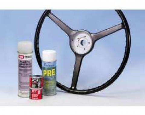 Steering Wheel Complete Restoration Kit