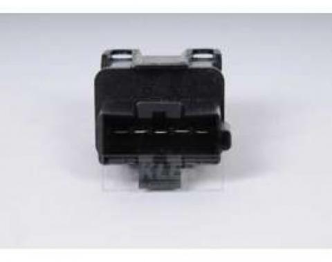 Firebird AC Delco, Mass Airflow Sensor, Relay 1986-1987