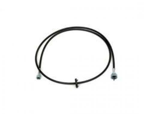 Firebird Speedometer Cable Assembly, 69, With Firewall Grommet, 1967-1968
