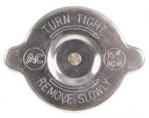 Firebird Radiator Pressure Cap, 1967-1969