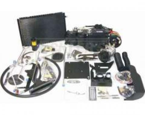 Conditioning And Heater Kit, For Cars With Factory Air Conditioning, Gen IV, Vintage Air, 1967-1968