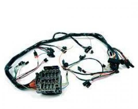 Firebird Air Conditioning Wiring Harness, Dash Side, 1970-1976(Early)
