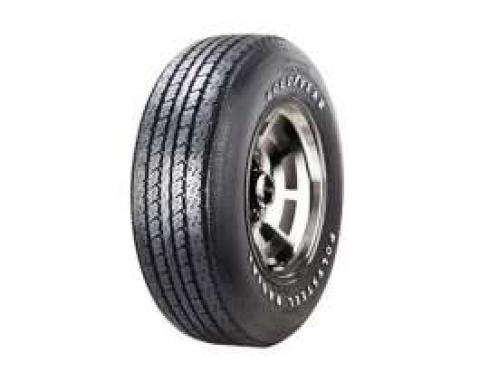Firebird Tire, 225/70/R15 Radial, Small White Letter, Polyester, Goodyear, Firebird, Trans Am, 1970-1981