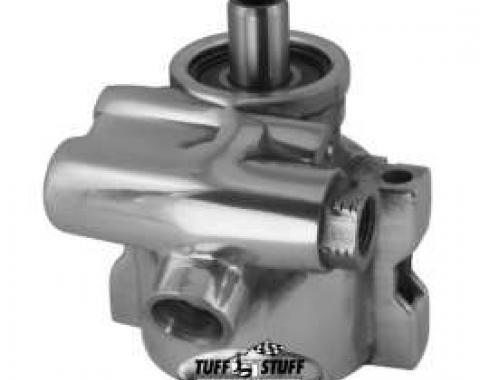 Firebird Power Steering Pump, Type II, Polished, 1998-2002