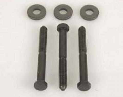 Firebird Steering Box Mounting Bolt Set, 1967-1969