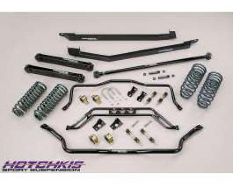Firebird Suspension Kit, Hotchkis Sport, 1998-2002
