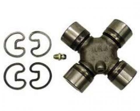 Firebird Universal Joint, Driveshaft, Front, 3-1/4 x 3-1/4,With Outside Snap Rings, 1967-1969