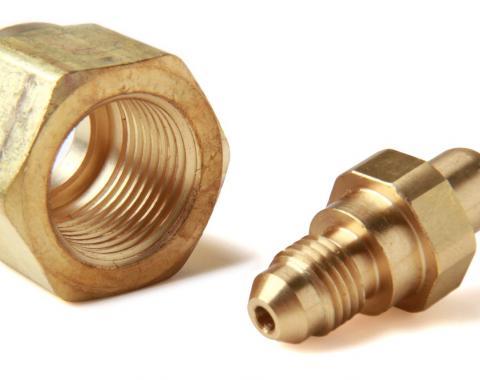 NOS Nitrous Bottle Nut And Nipple 16100NOS