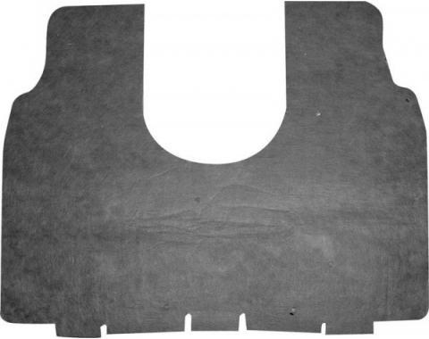 Firebird Trans Am Hood Insulation Pad, Shaker Hood, 1977-1981