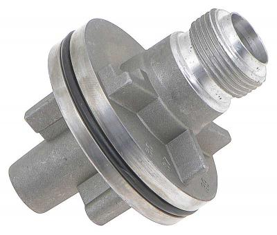 "Aluminum Speedometer Gear Housing (2"" Diameter) - TH350 Trans - 36-39 Teeth"