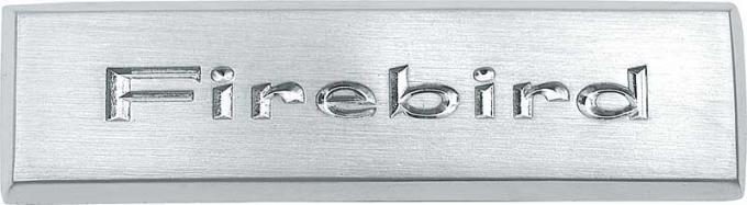 1967-68 Firebird Standard Door Panel Emblem