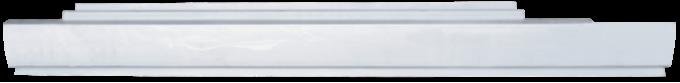 Key Parts '82-'92 Rocker Panel, Driver's Side N0694100L