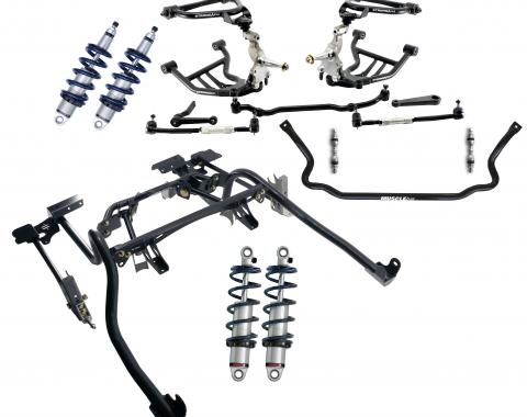 Ridetech CoilOver System for 1970-1981 Camaro & Firebird 11170202