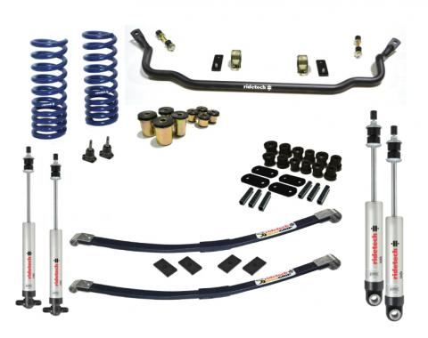 Ridetech StreetGRIP Suspension System for 1970-1981 Camaro & Firebird 11175010