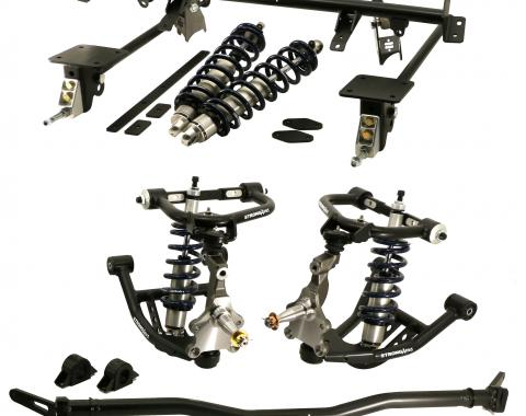 Ridetech Complete CoilOver System for 1967-1969 Camaro & Firebird 11160201