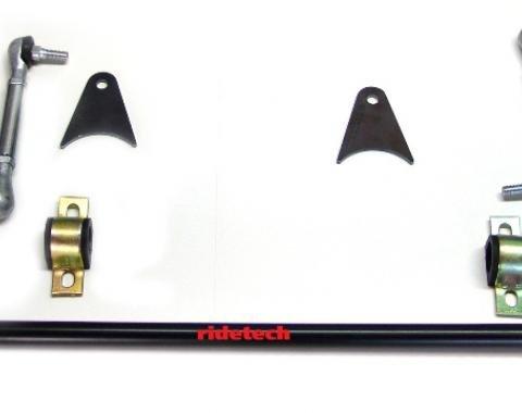 Ridetech Rear MuscleBar for 1967-1969 Chevy Camaro & Firebird 11169102