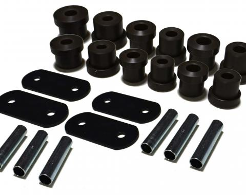 Ridetech 1970-1981 Camaro StreetGRIP Delrin Leaf Spring Bushings - Set 11175399