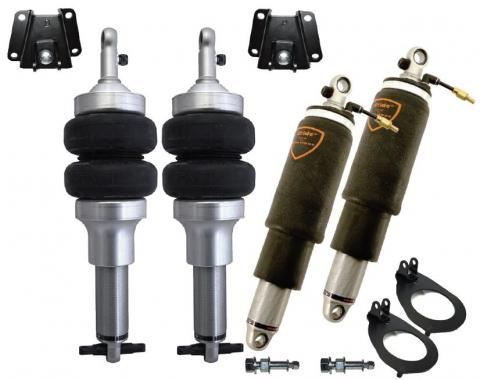 "Ridetech Air Suspension System for 1993-02 GM ""F"" Body 11210298"