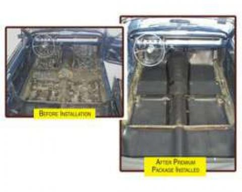 Classic Sound Deadening Insulation, Premium Package