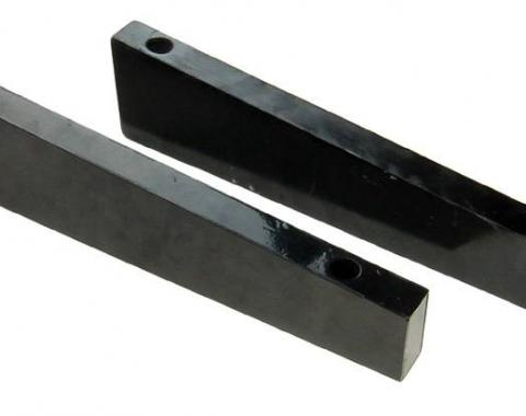 Pypes Convertible Brace Spacer 13.5 in L 1 in W Height A - 3 1/8 in Height B - 2 in Hardware Incl Black Steel Exhaust RPE631FA