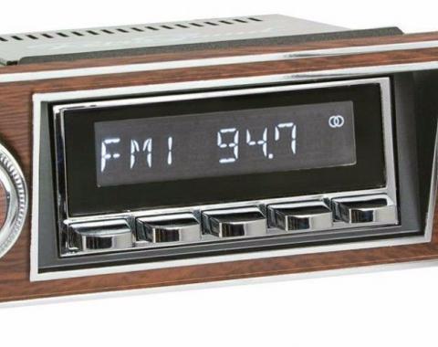 RetroSound 1967-68 Pontiac Firebird Hermosa Radio