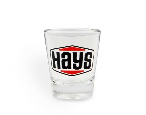 Holley Shot Glass 36-494