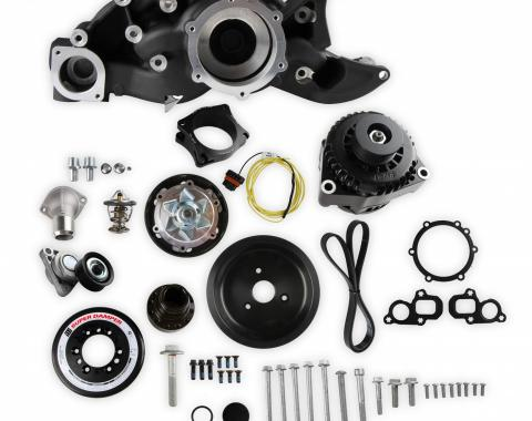Holley Mid-Mount Accessory Drive System Kit 20-202BK