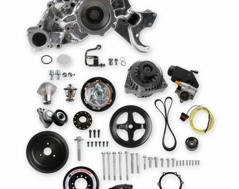Holley Mid-Mount Accessory Drive System Kit 20-201P