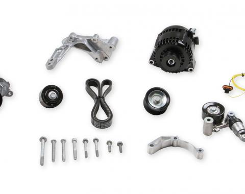 Holley Component Premium Accessory System 20-224BK