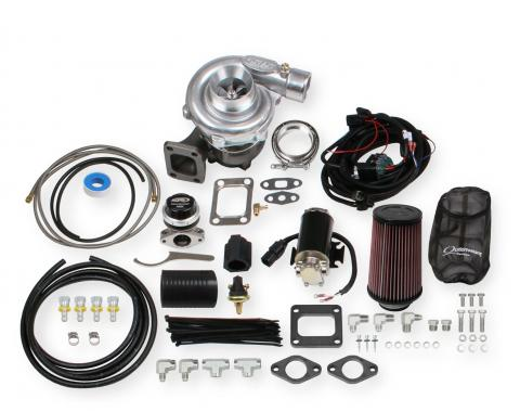 Holley STS Turbo Universal Remote Mounted Single Turbo Kit STS1001