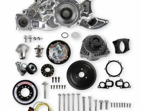 Holley Mid-Mount Accessory Drive System Kit 20-202P