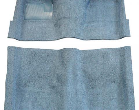 ACC  Chevrolet Camaro Auto w/o Tail Cutpile Carpet, 1974-1975