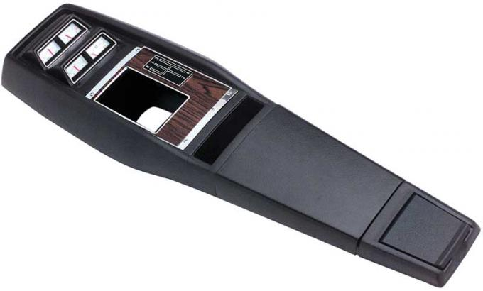 OER 1969 Camaro Powerglide Automatic Transmission Console Kit without Console Gauges *R754