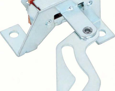 OER 1969-79 without AC Heater Fan Switch 3967939