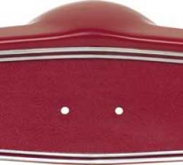 OER 1969-70 Steering Wheel Shroud Red 3961775