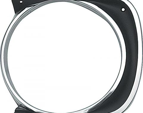 OER 1967 Camaro Standard LH Headlamp Bezel 3916613