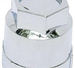 OER Lug Nut Cap - Chrome 748677