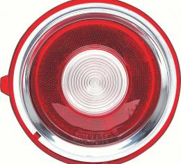 OER 1970-71 Camaro Standard Back Up Lens, RH 5963056
