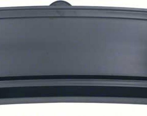OER 1967-69 Camaro / Firebird Coupe Upper Rear Body Panel with Extended Lip - EDP Coated C1201