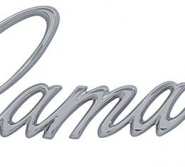 OER 1968-69 Camaro Fender Emblem 3916660